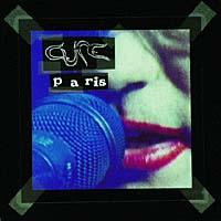 The Cure The Cure. Paris (Live) the cure the cure the head on the door 180 gr