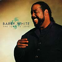 Barry White. The Icon Is Love