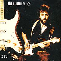 лучшая цена Эрик Клэптон Eric Clapton. Blues (2 CD)
