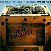 Bachman-Turner Overdrive Bachman Turner Overdrive. Not Fragile turner boxed notecards