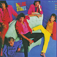 The Rolling Stones The Rolling Stones. Dirty Work львова и ред санктъ петербургъ прошлое и настоящее альбом