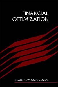 Financial Optimization sean c keenan financial institution advantage and the optimization of information processing
