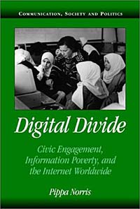 Digital Divide: Civic Engagement, Information Poverty, and the Internet Worldwide the great divide