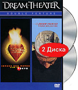 Dream Theater: Images and Words: Live in Tokyo / 5 Years in a Live Time (2 DVD) пэт бенатар pat benatar live from earth wide awake in dreamland 2 cd