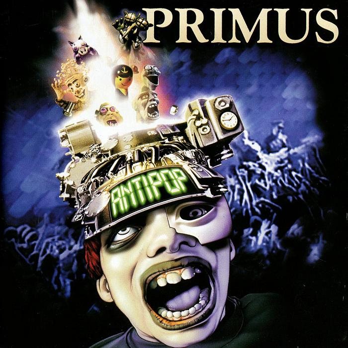 Primus Primus. Antipop