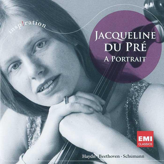 Жаклин Дю Пре Jacqueline Du Pre. A Portrait жаклин дю пре jacqueline du pre dvorak cello concerto in b minor op 104 lp