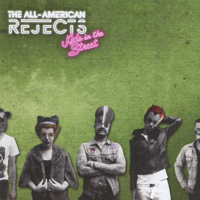 The All American Rejects The All-American Rejects. Kids In The Street hinder hinder all american nightmare
