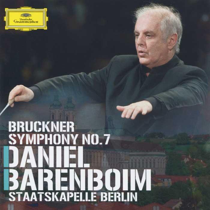 все цены на Дэниэл Баренбойм,Staatskapelle Berlin Daniel Barenboim. Bruckner. Symphony No.7 онлайн
