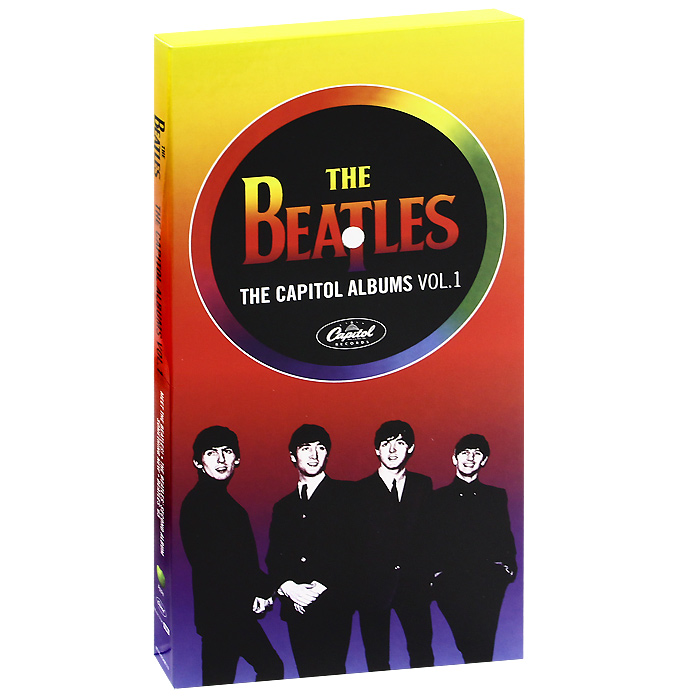 The Beatles. The Capitol Albums. Vol. 1 (4 CD)