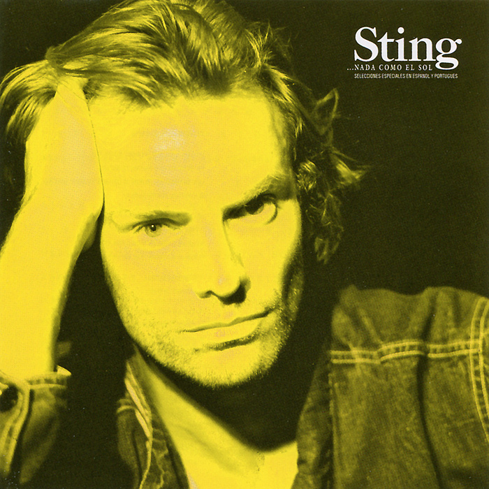 Стинг Sting. Nada Como El Sol стинг sting the soul cages