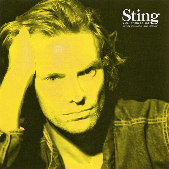 Стинг Sting. Nada Como El Sol стинг sting brand new day