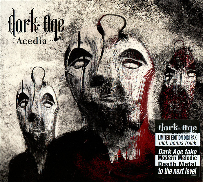 Dark Age Dark Age. Acedia. Limited Edition dark age dark age acedia limited edition