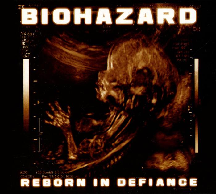 Biohazard Biohazard. Reborn In Defiance warkings reborn