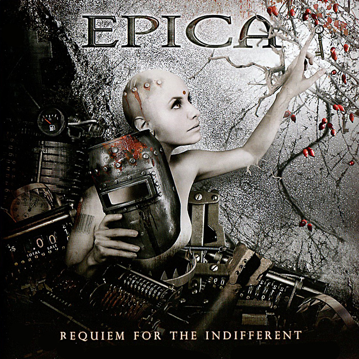 Epica Epica. Requiem For The Indifferent iddis epica mid070a