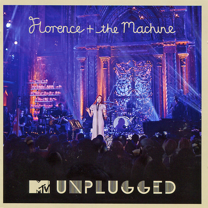 Florence + The Machine Florence + The Machine. MTV Unplugged florence and the machine london