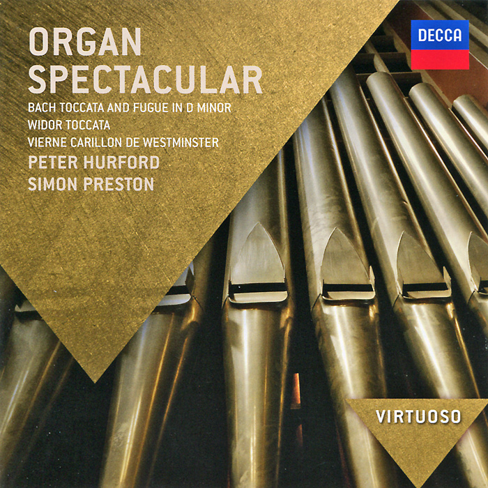 Peter Hurford, Simon Preston. Organ Spectacular peter preston corridor dance