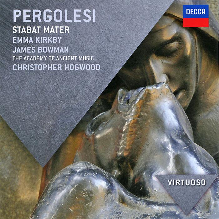 Christopher Hogwood. Pergolesi. Stabat Mater
