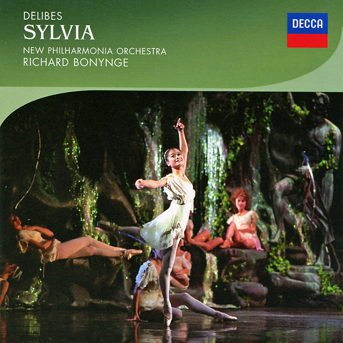 купить Ричард Бонинг,New Philharmonia Orchestra,National Philharmonia Orchestra Richard Bonynge, New Philharmonia Orchestra. Delibes. Sylvia (2 CD) по цене 1585 рублей