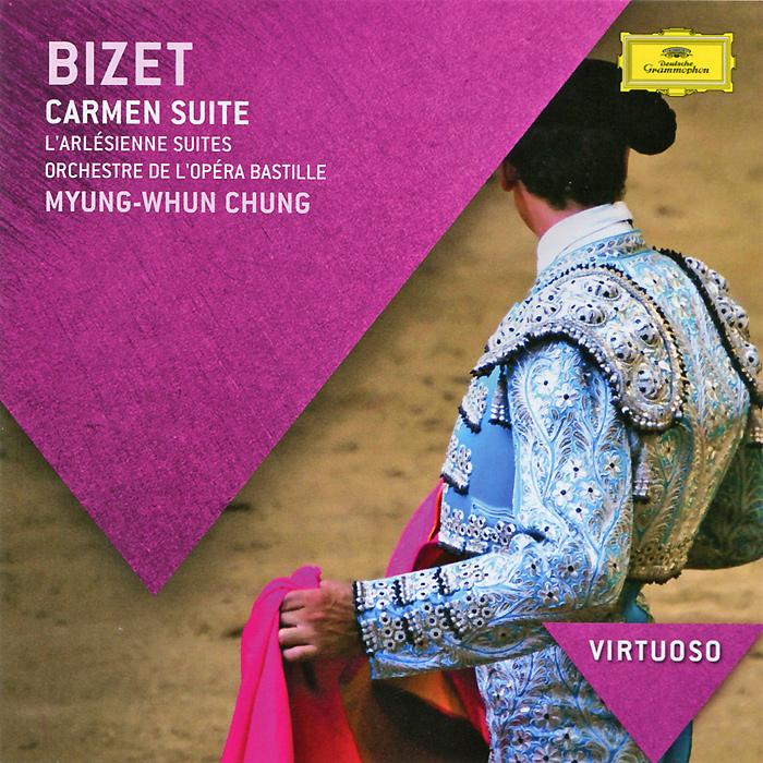 Мюнг-Вун Чунг,Orchestre De l'Opera Bastille Myung-Whun Chung. Bizet. Carmen Suites цены