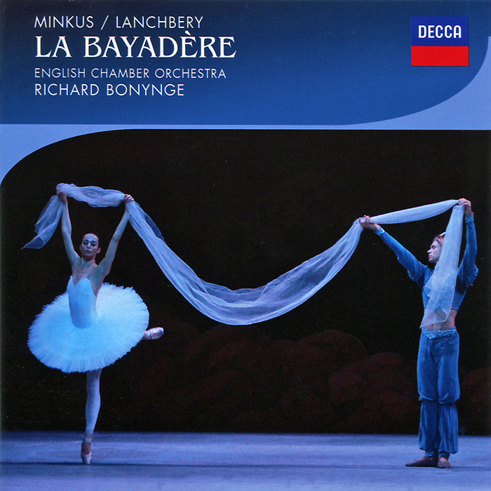 цена Ричард Бонинг,English Chamber Orchestra Richard Bonynge. Minkus. La Bayadere (2 CD) онлайн в 2017 году