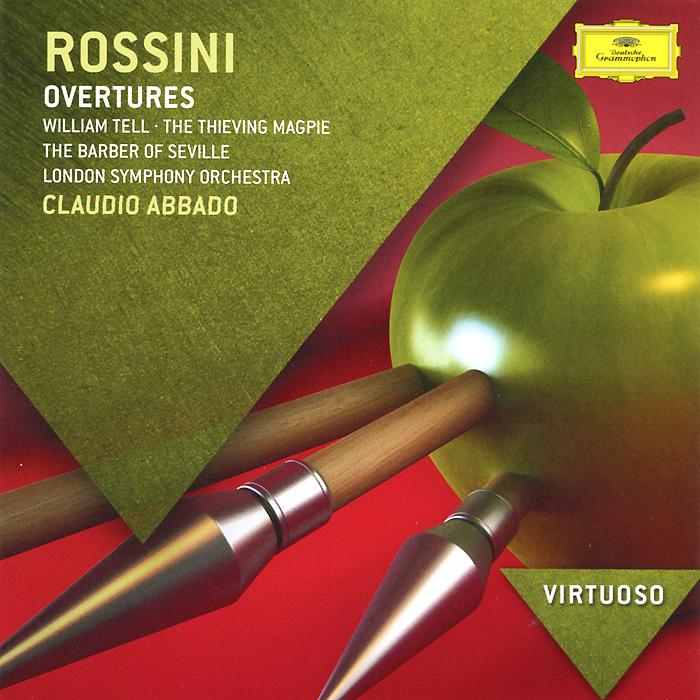 Клаудио Аббадо Rossini. Overtures амелина а е да здравствует клаудио биография клаудио раньери