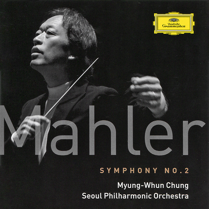 Seoul Philharmonic Orchestra,Мюнг-Вун Чунг,The National Chorus Of Korea,Seoul Motet Choir,Grande Opera Choir Seoul Philharmonic Orchestra, Myung-Whun Chung. Mahler. Symphony No. 2 In C Minor Resurrection (2 CD) choir of westminster abbey мартин нери эндрю люмсден westminster abbey choir psalms 2 cd