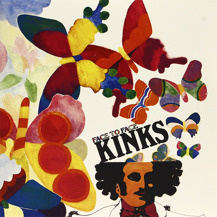 The Kinks The Kinks. Face To Face (2 LP) the kinks the kinks arthur or the decline and fall of the british empire lp