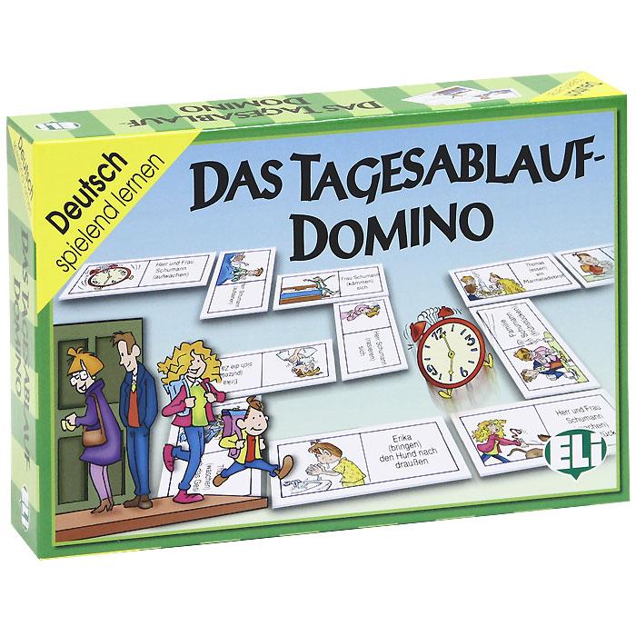 Das Tagesablauf Domino (набор из 48 карточек)