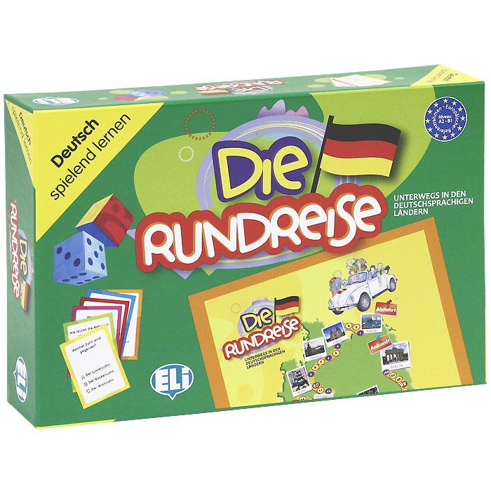 Die Rundreise (набор из 66 карточек)
