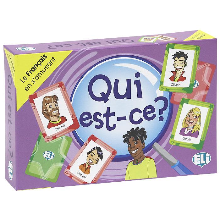 Qui Est-ce? (набор из 66 карточек)