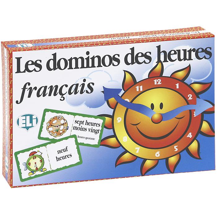 Les dominos des heures (набор из 48 карточек)