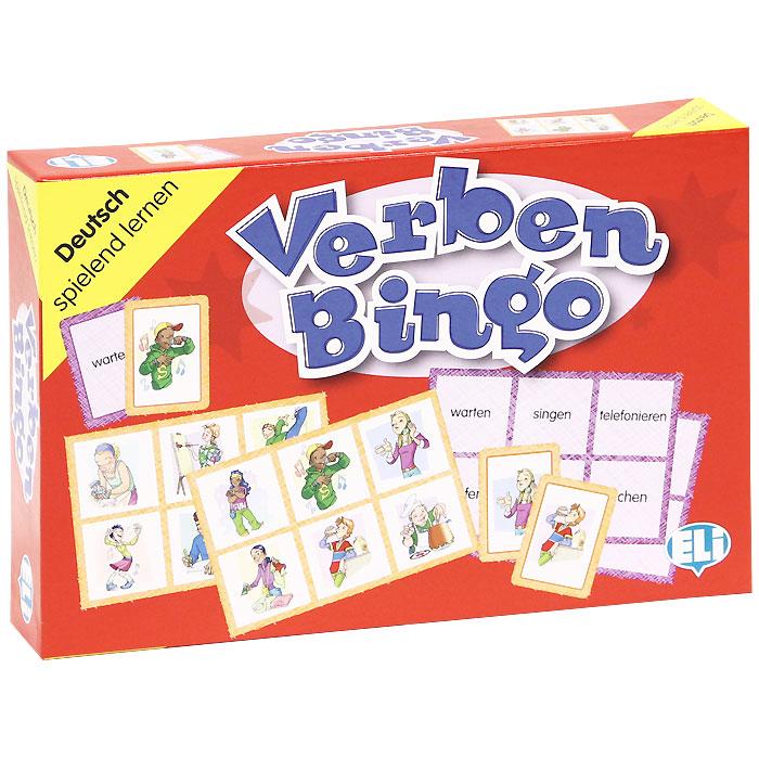 Verben Bingo (набор из 102 карточек) недорого