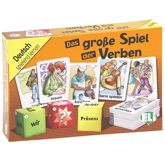 Das grosse Spiel der Verben (набор из 100 карточек)