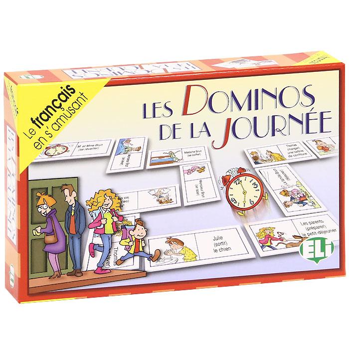 Les dominos de la journee (набор из 48 карточек)