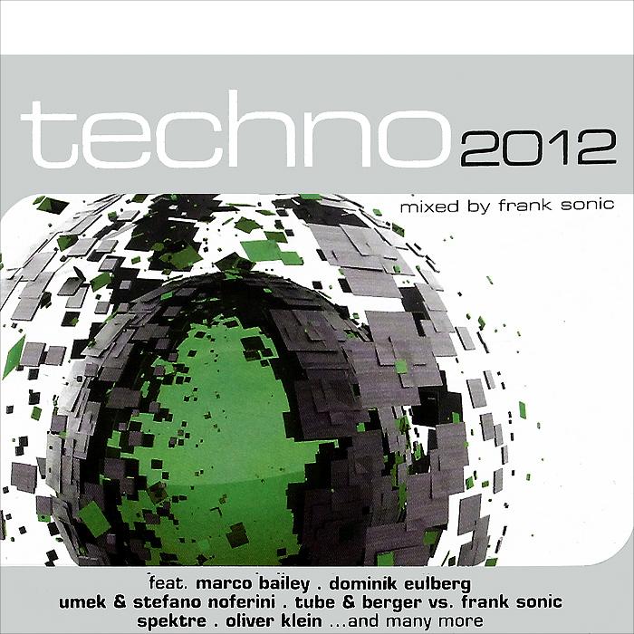 где купить Techno 2012 (2 CD) по лучшей цене