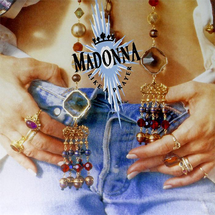 Мадонна Madonna. Like A Prayer (LP)