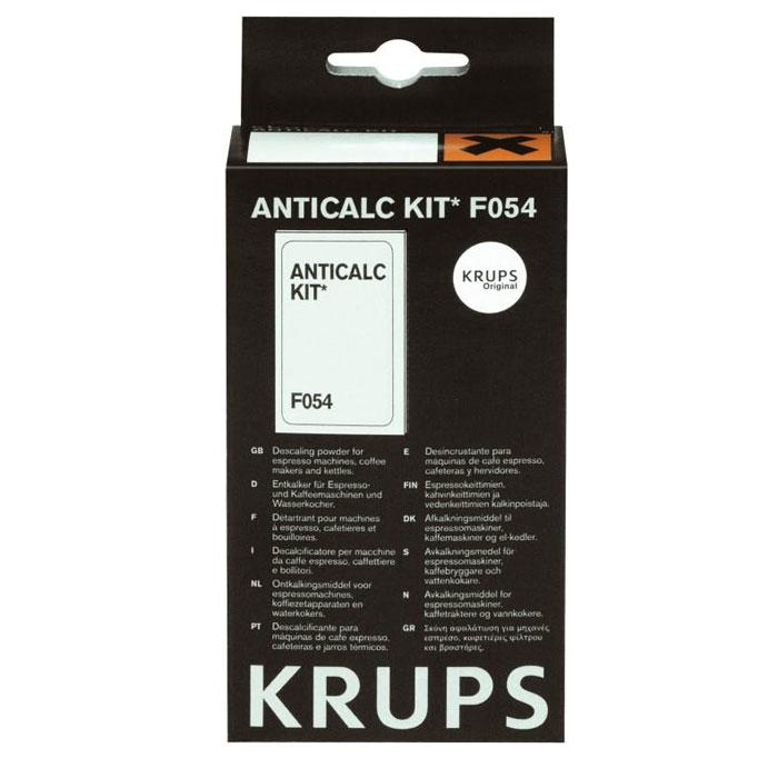 Krups F05400 Порошок для удаления накипи KRUPS F 054 (40г) цены