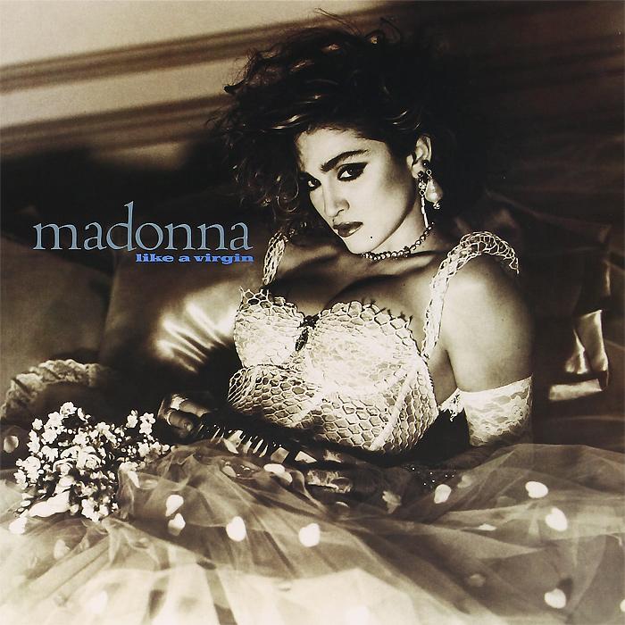 цены на Мадонна Madonna. Like A Virgin (LP)  в интернет-магазинах