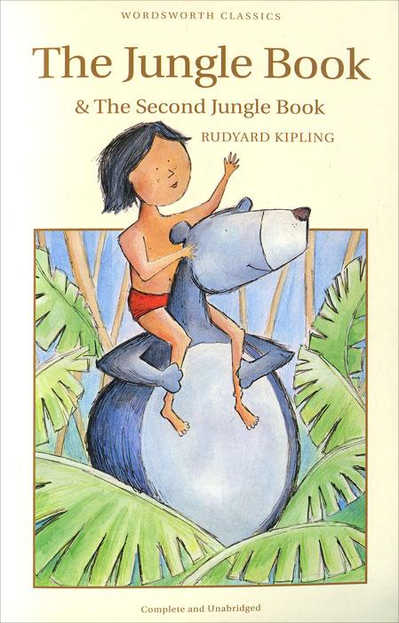 The Jungle Book & The Second Jungle Book the jungle book