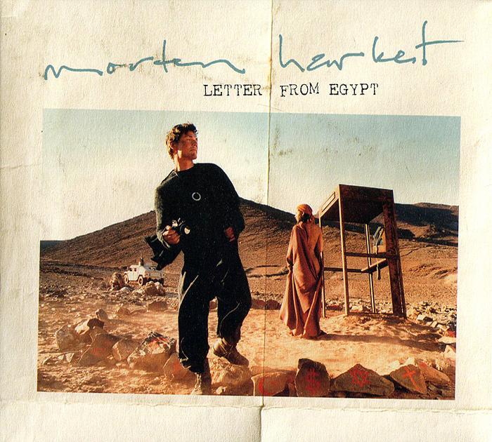 Мортен Харкет Morten Harket. Letter From Egypt genus vulpes in egypt