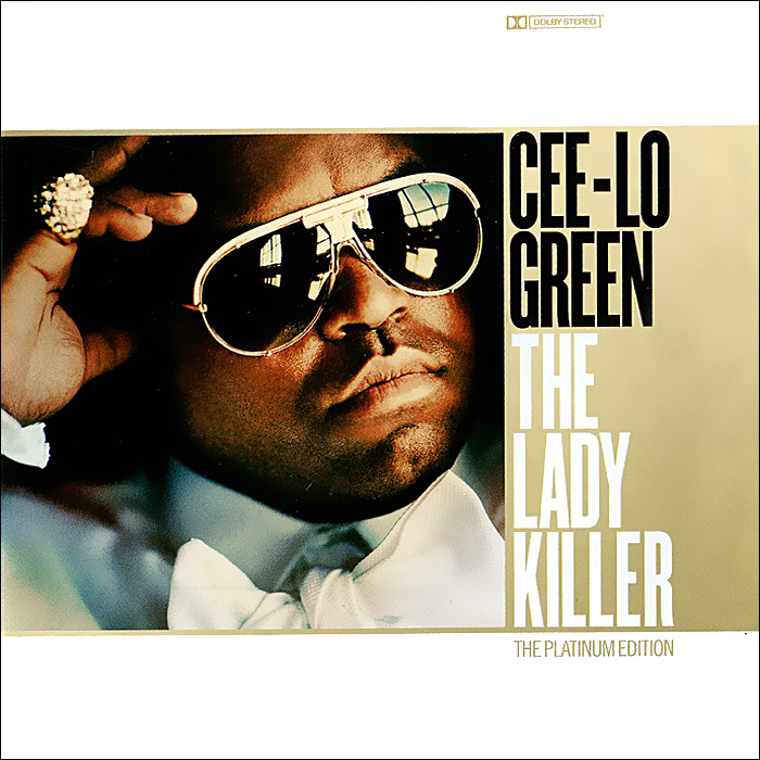 лучшая цена Cee Lo Green, Cee-Lo Green Cee Lo Green. The Lady Killer. The Platinum Edition