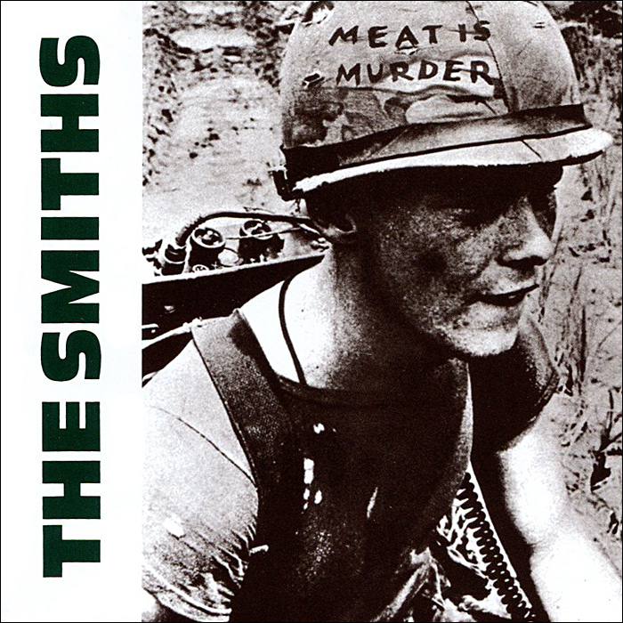 The Smiths The Smiths. Meat Is Murder the smiths