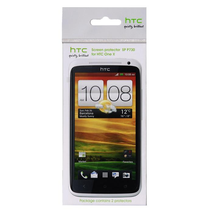 HTC SP P730 защитная пленка для One X цена