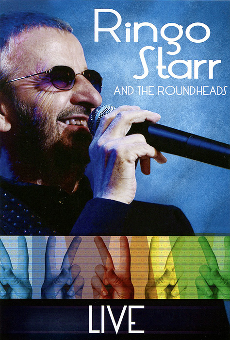 Ringo Starr: And The Roundheads Live in garden so naturally 184 ангора