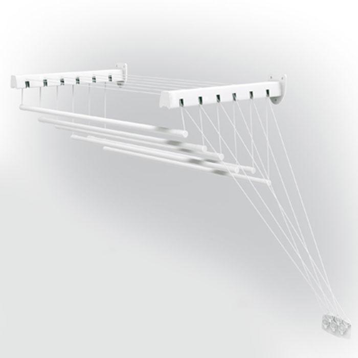 """Сушилка для белья Gimi """"Lift 120"""", настенно-потолочная"""