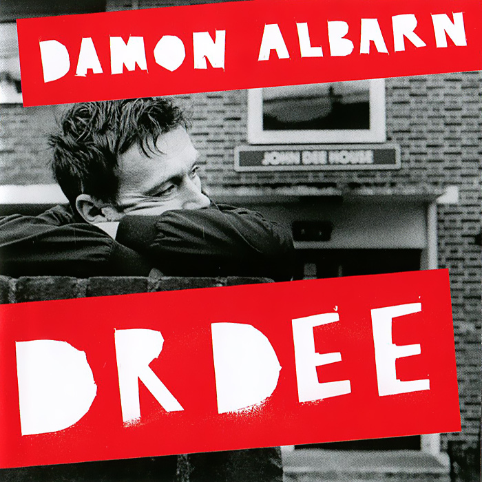 Дэймон Албарн Damon Albarn. Dr Dee cd диск albarn damon everyday robots 2 cd