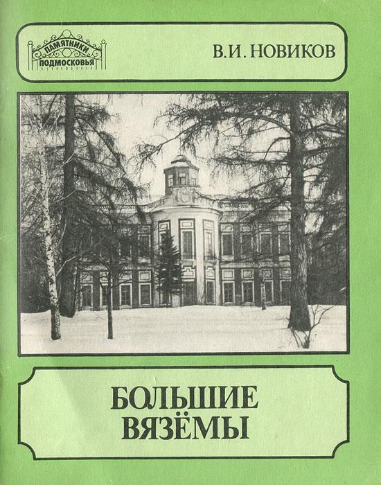 В. И. Новиков Большие Вяземы