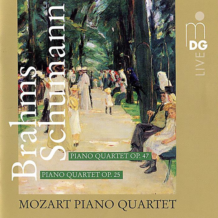 Mozart Piano Quartet Mozart Piano Quartet Live! (SACD) миа перссон miah persson mozart opera and concert arias sacd
