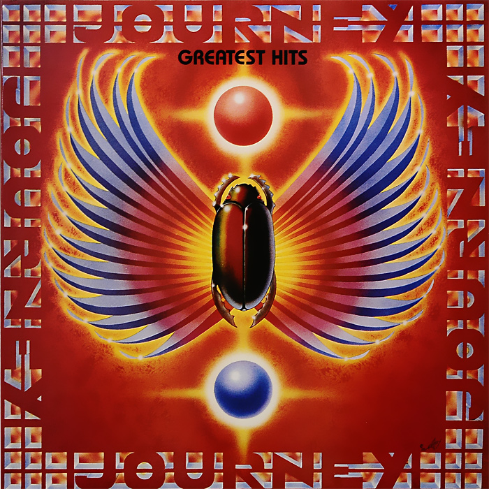 Journey Journey. Greatest Hits (2 LP) journey journey greatest hits 2 lp