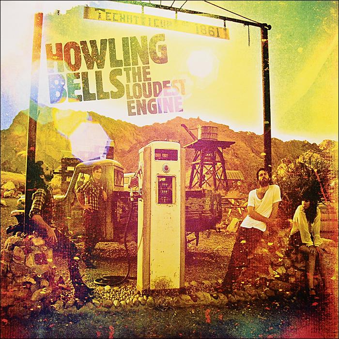 Howling Bells Howling Bells. The Loudest Engine (LP) free shipping 7 lcd video door phone bells intercom keyfobs ir camera code keypad remote switch 1v2